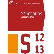 Ya está disponible el programa de los seminarios para este curso del Grupo de Filosofía del Derecho.