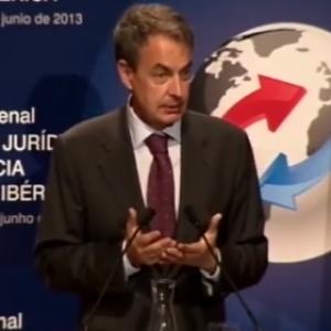 Conferencia plenaria: José Luis Rodríguez Zapatero (Ex presidente del Gobierno de España)