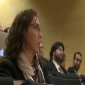 Taller 2: La seguridad jurídica en la formación 2. Modera D. Miguel Collado Nuño (CGPJ, España)