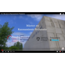 15th october, deadline of the Pre-registration for the II edition of the double degree master on Evidential Reasoning, Universitat de Girona - Università degli Studi di Genova