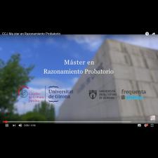 15 de outrubro é o ultimo dia para a pre-inscrição da II edição do máster em Raciocínio Probatório de dupla titulação, Universitat de Girona - Università degli Studi di Genova