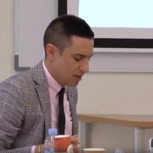 Juan Pablo Mañalich, Universidad de Chile;