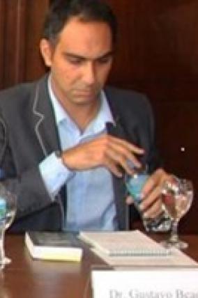 Seminar: Gustavo Beade (Universidad de Buenos Aires)
