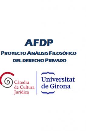 """Workshop: """"Autonomía, lealtad y altruismo. Tres conceptos fundamentales de la Filosofía del Derecho Privado"""