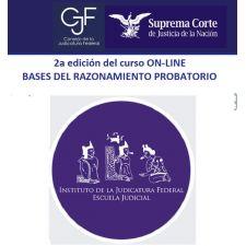 2 edición del curso on-line BASES DEL RAZONAMIENTO PROBATORIO